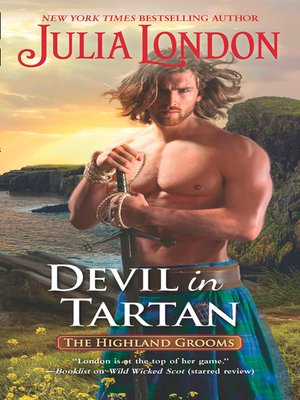 cover image of Devil In Tartan
