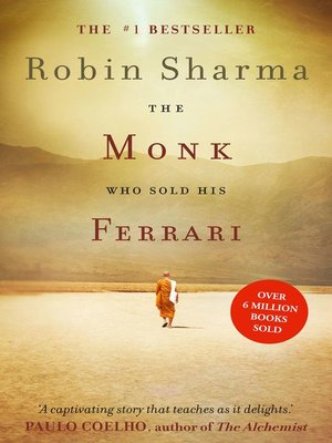 cover image of The Monk Who Sold his Ferrari