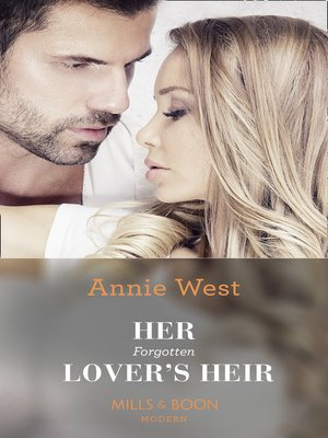 cover image of Her Forgotten Lover's Heir