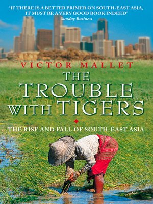 cover image of The Trouble With Tigers