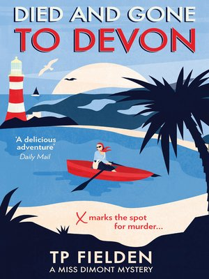 cover image of Died and Gone to Devon