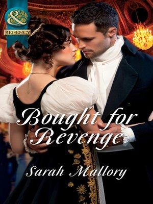 cover image of Bought for Revenge