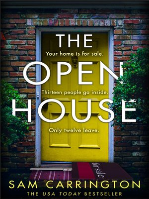 cover image of The Open House