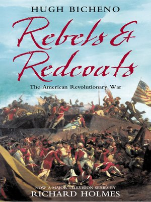 cover image of Rebels and Redcoats