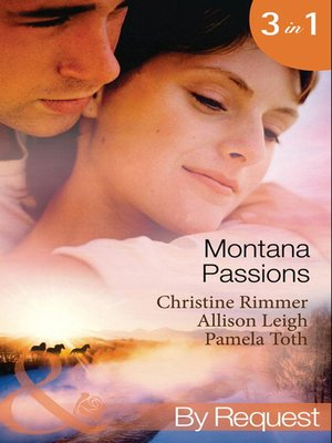 cover image of Montana Passions