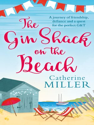 cover image of The Gin Shack on the Beach