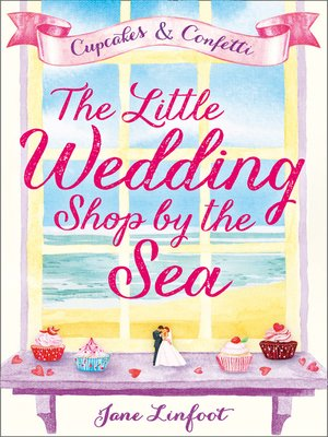 cover image of The Little Wedding Shop by the Sea, Book 1