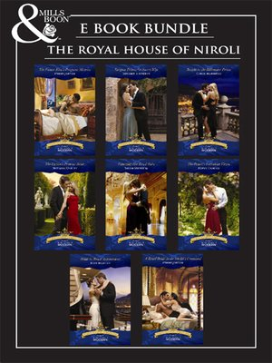 cover image of The Royal House of Niroli Collection