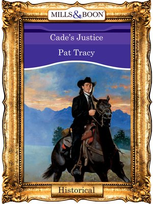 cover image of Cade's Justice