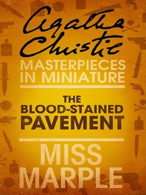cover image of The Blood-Stained Pavement