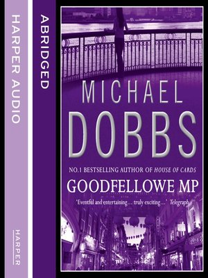 cover image of Goodfellowe MP