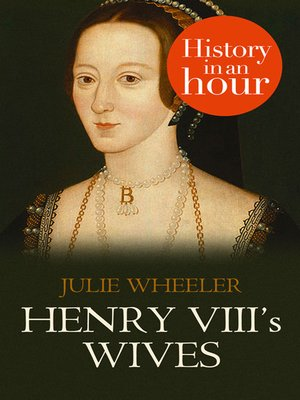 cover image of Henry VIII's Wives