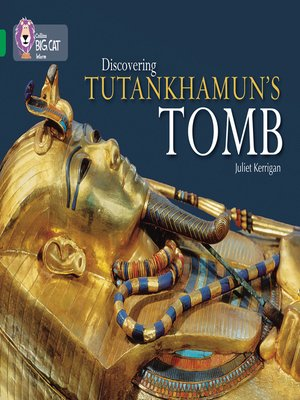 cover image of Discovering Tutankhamun's Tomb