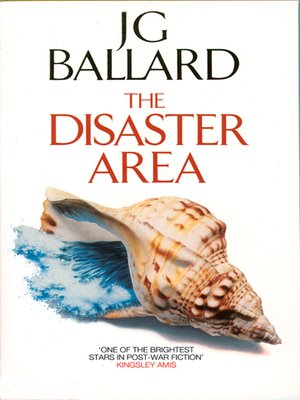 cover image of The Disaster Area