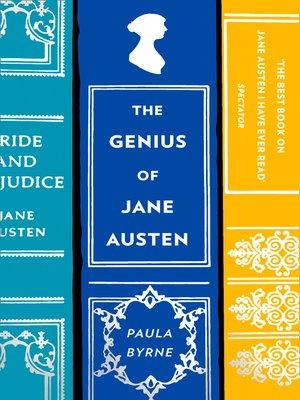 cover image of The Genius of Jane Austen