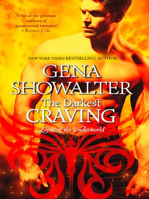 cover image of The Darkest Craving