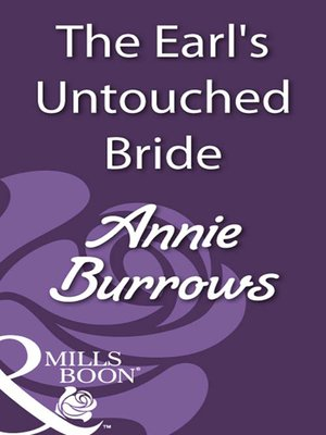cover image of The Earl's Untouched Bride