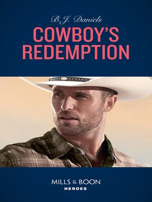 cover image of Cowboy's Redemption