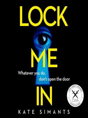 cover image of Lock Me In
