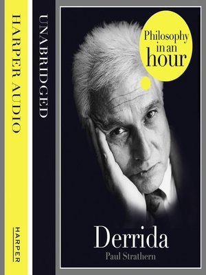 cover image of Derrida