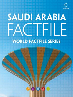 cover image of Saudi Arabia Factfile