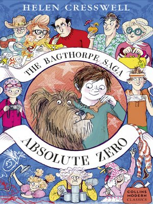 cover image of Absolute Zero