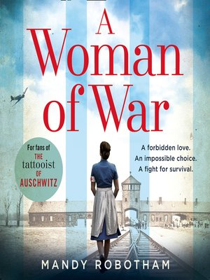 cover image of A Woman of War