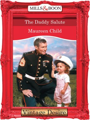 cover image of The Daddy Salute