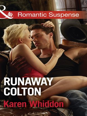 cover image of Runaway Colton