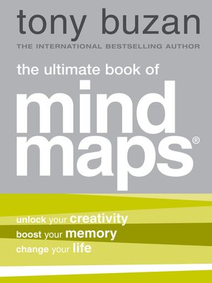 cover image of The Ultimate Book of Mind Maps