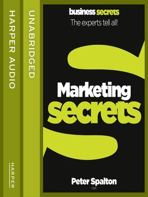 cover image of Marketing