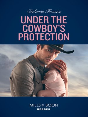 cover image of Under the Cowboy's Protection