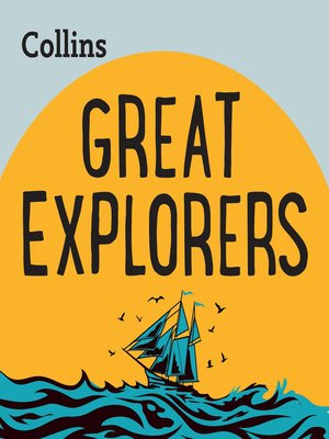 cover image of Collins – Great Explorers