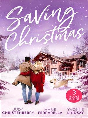 cover image of Saving Christmas