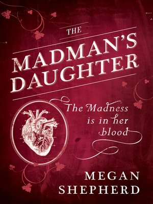 cover image of The Madman's Daughter