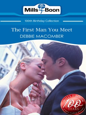 cover image of The First Man You Meet