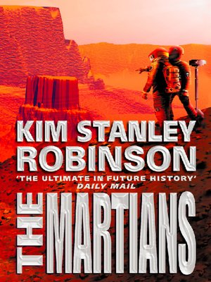 cover image of The Martians