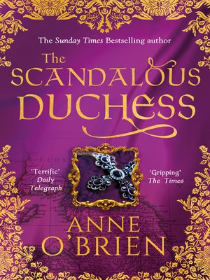 cover image of The Scandalous Duchess