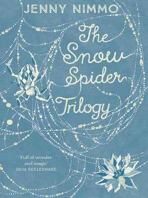 cover image of The Snow Spider Trilogy