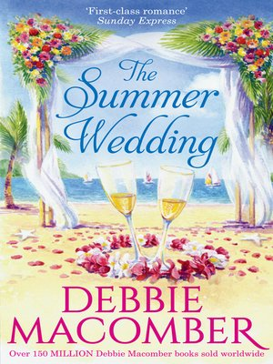 cover image of The Summer Wedding