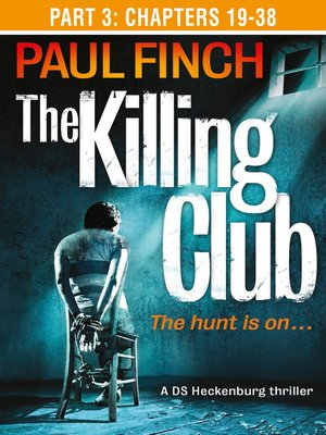cover image of The Killing Club, Part 3