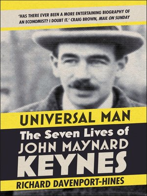 cover image of Universal Man