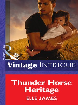 cover image of Thunder Horse Heritage