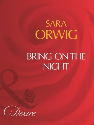 cover image of Bring on the Night