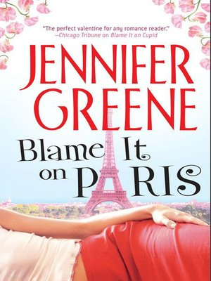 cover image of Blame It on Paris