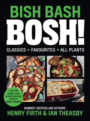 cover image of BISH BASH BOSH!