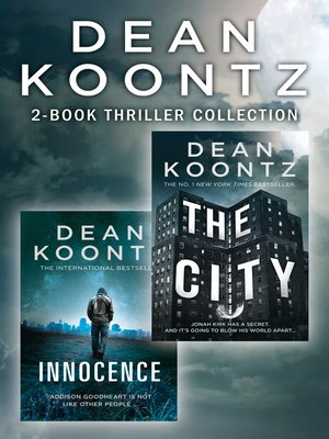 cover image of Innocence / The City