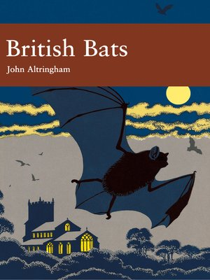 cover image of British Bats (Collins New Naturalist Library, Book 93)