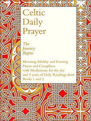 cover image of Celtic Daily Prayer