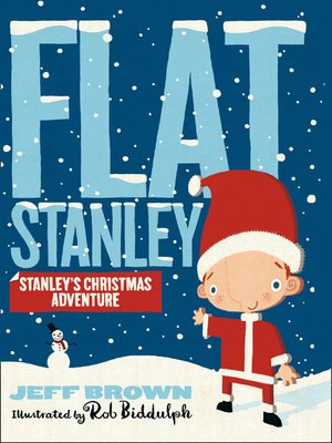 cover image of Stanley's Christmas Adventure